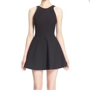 Elizabeth and James Fit and Flare Dress